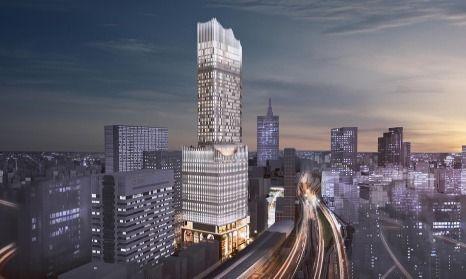 东急电铁投入建设的225米高复合型娱乐设施将于本月正式开工