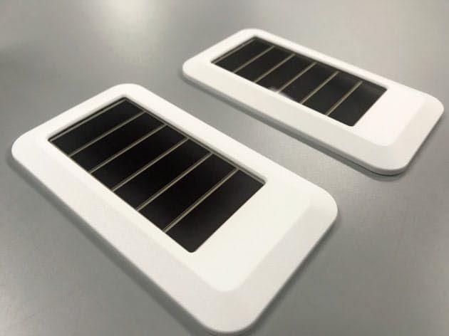 夏普:使用新型太阳能电池的位置情报器正在研发中