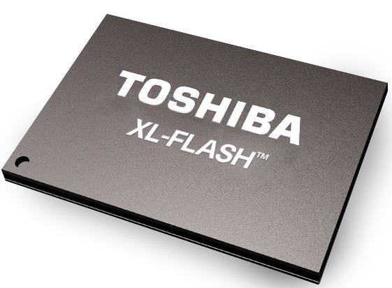 """东芝存储器公司开发新品""""XL-FLASH"""",预计2020年实现量产"""