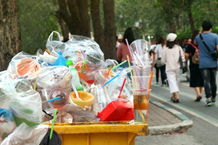 全球10家大型企业如何应对日益严重的塑料污染?