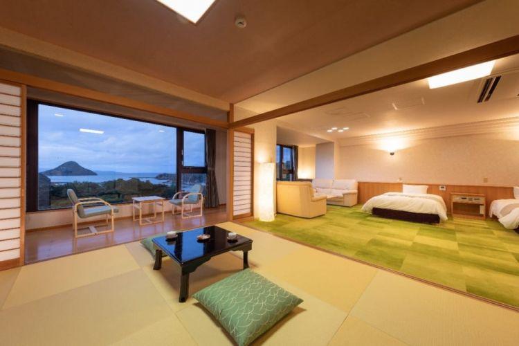 九州第三大江户温泉物语,天草酒店龟屋正式营业