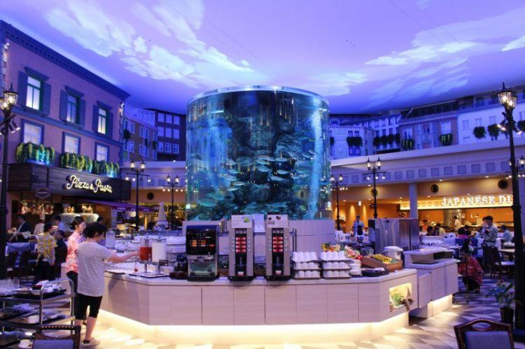 日本最好吃的自助餐,就藏在这10家酒店里