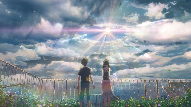《天气之子》所体现的新动画价值观