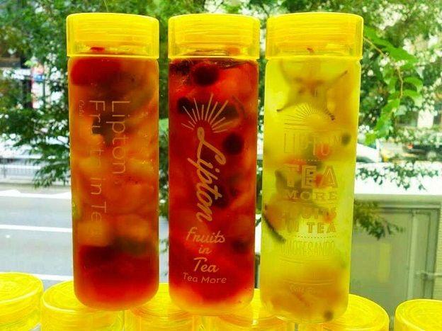立顿果茶在日本畅销的原因究竟是什么?