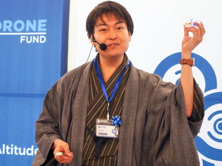5G时代的商机——日本大型企业纷纷出资无人机事业