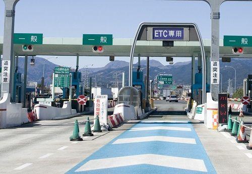 日本5000万台汽车装有ETC,使用率超过9成