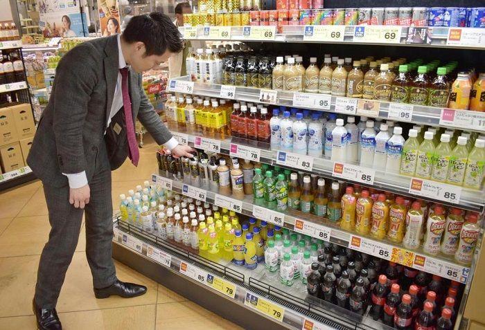 酷暑天气,日本防暑类饮料销量迅速飙升