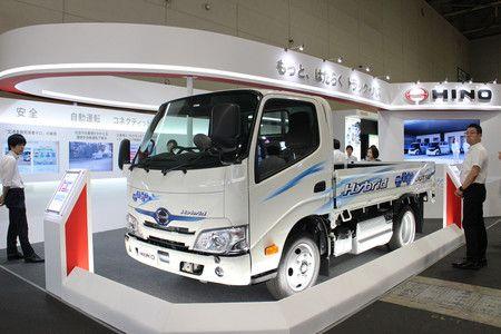 为解决卡车司机人手不足问题,日本各界积极采取对策