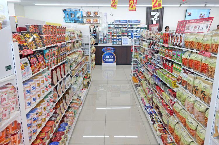 日本便利店7月份销售额时隔6年零5个月出现下滑
