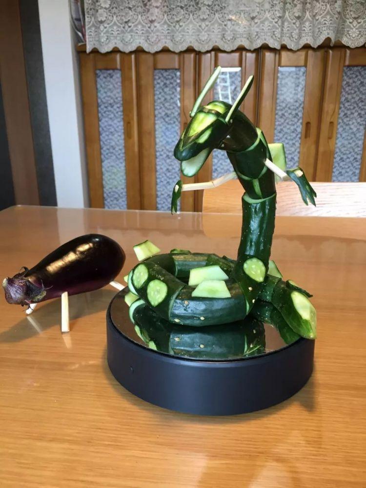 日本的可爱文化:黄瓜茄子的特殊寓意