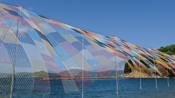 濑户内国际艺术节官方提醒游客,岛上需现金支付!