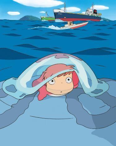 《悬崖上的金鱼姬》将在日本电视台播出,超豪华的声优阵容将再次回归!