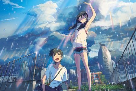 新海诚《天气之子》成为日本候选 将参选奥斯卡最佳国际影片奖