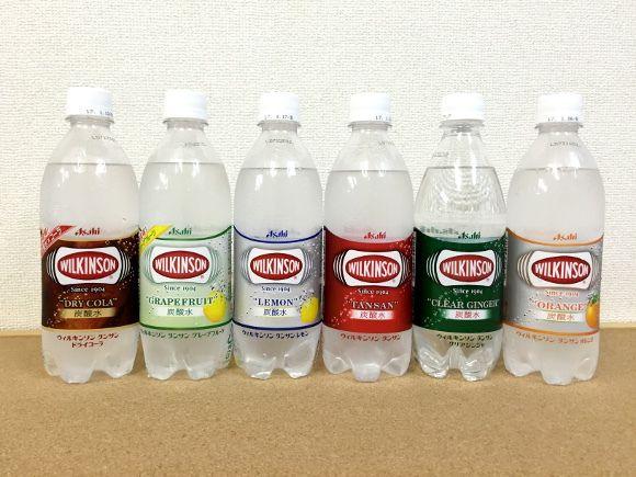 Wilkinson十年增长十三倍,日本气泡水市场迅速成长的秘密