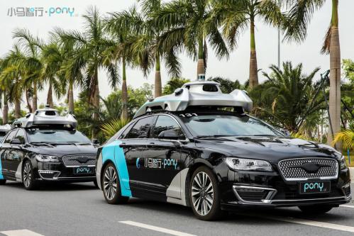丰田将与小马智行在自动驾驶技术领域展开合作