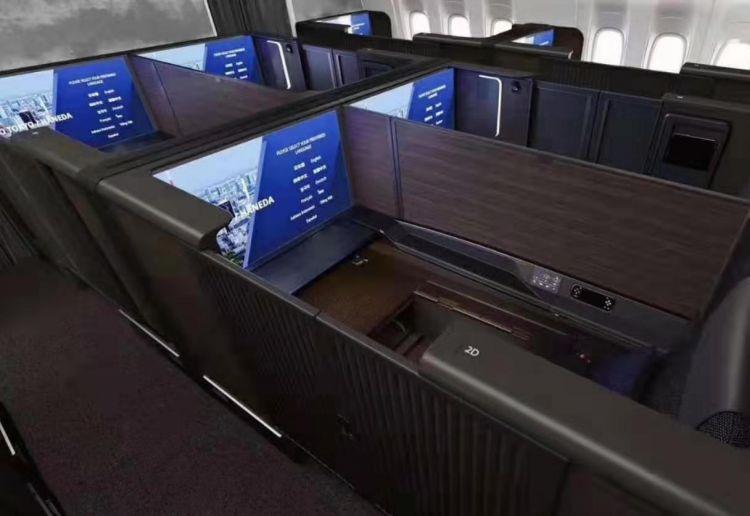 为应对航空公司之间的激烈竞争,ANA国际航线计划开设全新商务舱