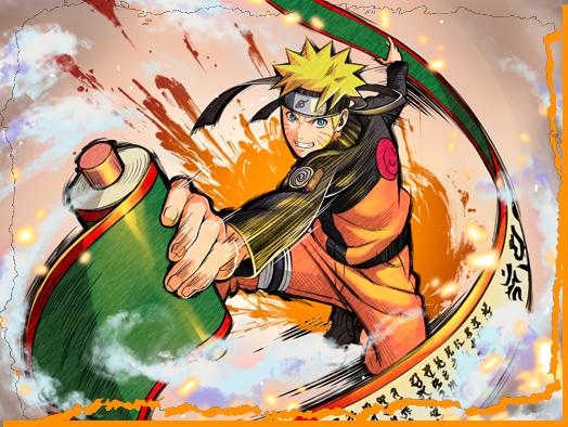 万代南梦宫联合美国Crunchyroll公司推出火影忍者游戏
