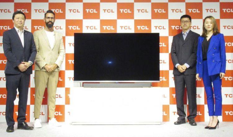 中国家电巨头TCL集团正式宣布全面进军日本市场!
