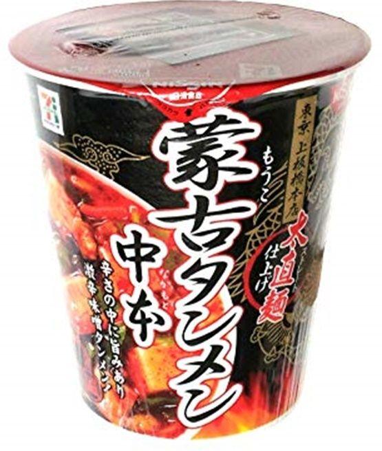 能俘获全世界最爱泡面的日本人,都是哪些神仙泡面啊...