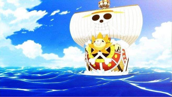 """海贼王力压银魂!——评选""""你最想进入哪部动漫场景里冒险呢?"""""""