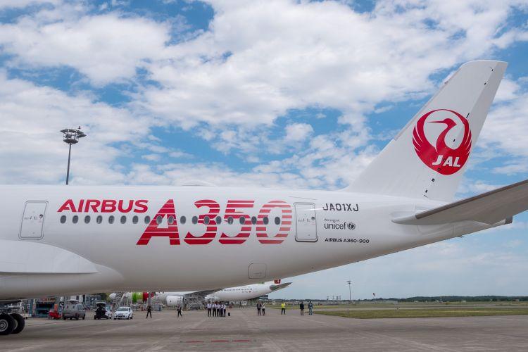 日本航空飞向明天的崭新双翼——空客A350
