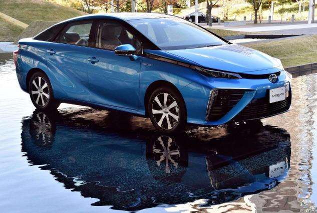 氫燃料電池車將成為2020年東京奧運會及殘奧會的主角,豐田借機大秀重磅武器