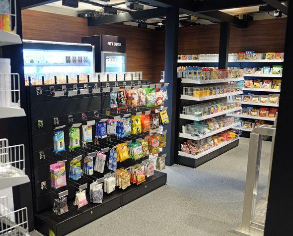 "NTT数据公司开始协助日本零售商开设""无收银台商店"""