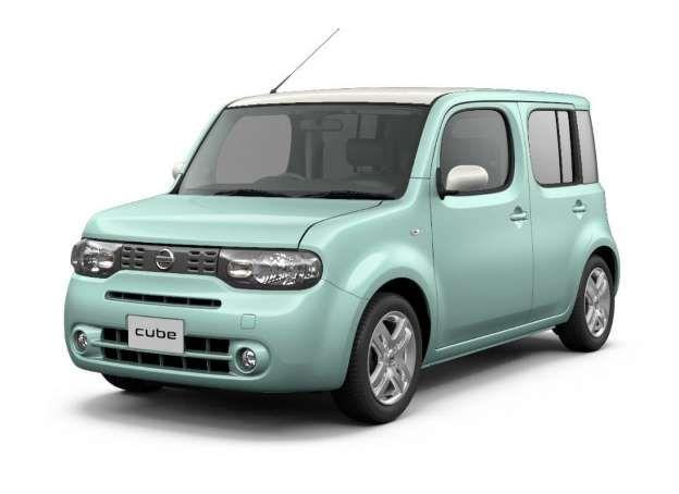 日产Cube车型将于12月停产
