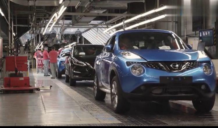 """日产小型SUV""""JUKE""""将于11月在欧洲发售"""