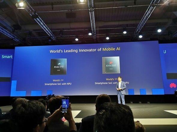 华为发布麒麟990 5G芯片,Mate30将首发该处理器