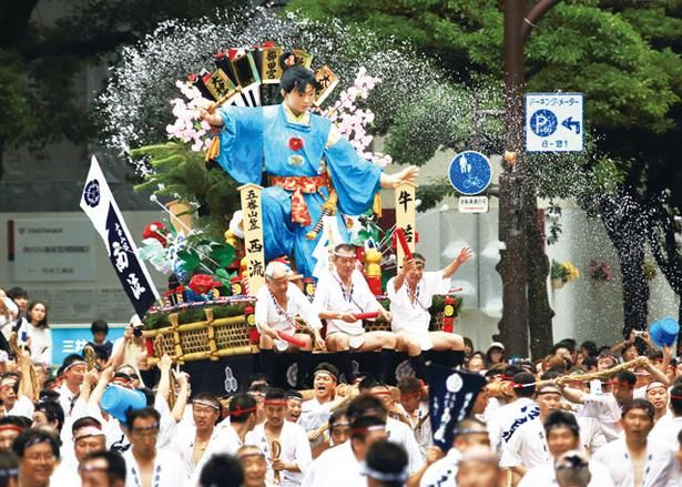 听我的!九州·山口·冲绳的38个节日首次在熊本集结啦!