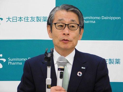 日本住友制药向英国Roivant制药投入巨额资金,其真正目的何在?