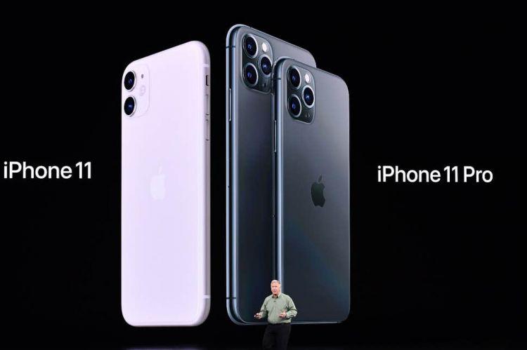 苹果发布会推出3摄像头iPhone 11 Pro