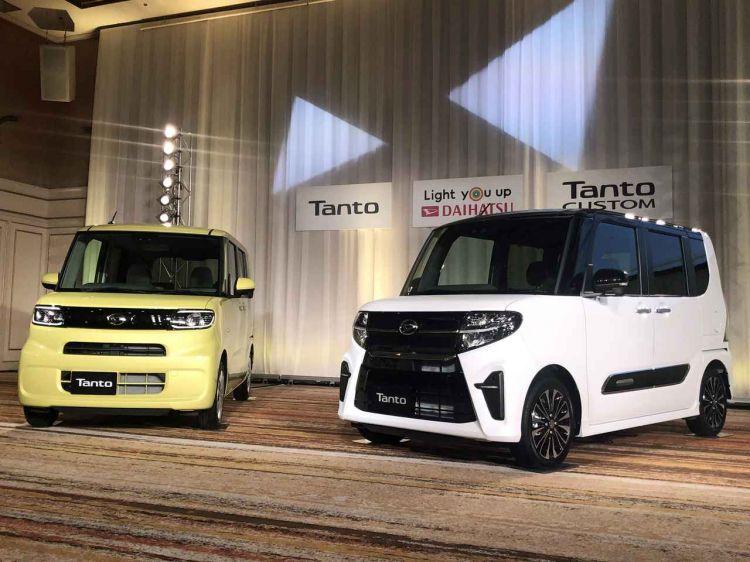 8月份日本各大汽车公司的新车型销量一览