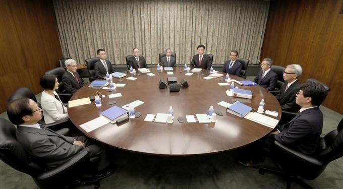 日本银行举行金融政策决定会议,商讨政策应对经济增速放缓