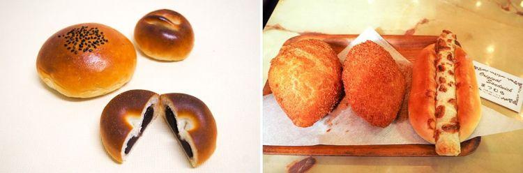 走近日本独特的面包文化