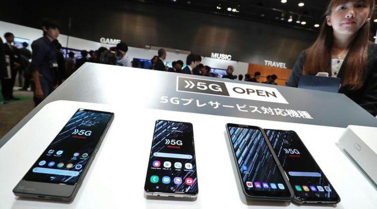 DoCoMo将于2020年春天前在日本各地建立5G终端基站