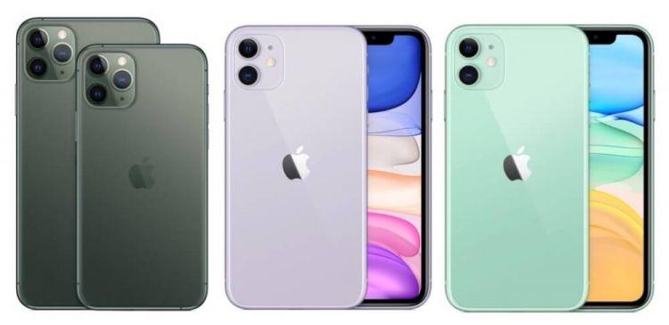 苹果iPhone 11今日开售,日本3大运营商减价2.5万日元