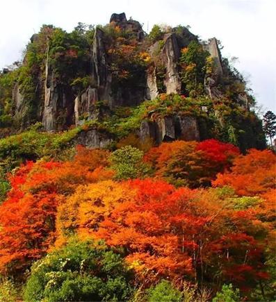 金秋迷醉  一起去打卡九州十大红叶观赏胜地吧!