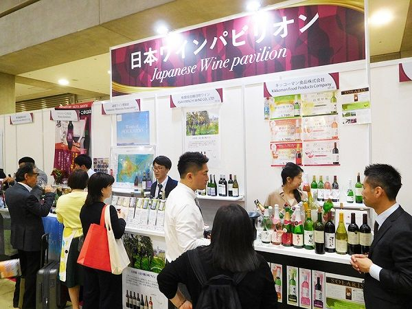 日本葡萄酒市场发展迅速,生产企业纷纷采取措施未雨绸缪