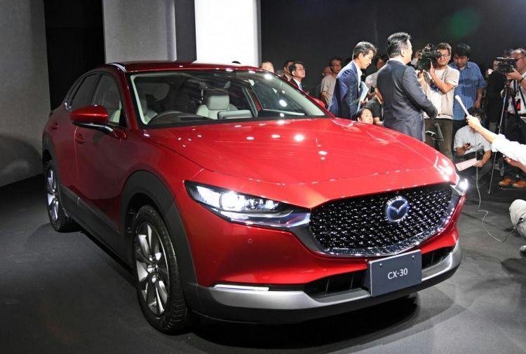 """马自达致力于加速提升品牌化,10月将发售新车""""CX-30"""""""
