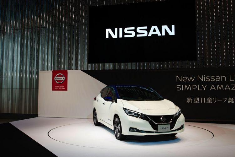 日产、丰田等多家汽车公司为台风受灾区提供电动汽车作为临时电源