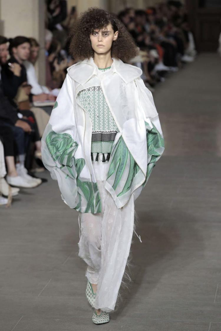 """2020春夏巴黎时装周开幕,日本新生代设计师品牌""""Mame""""参与首秀"""