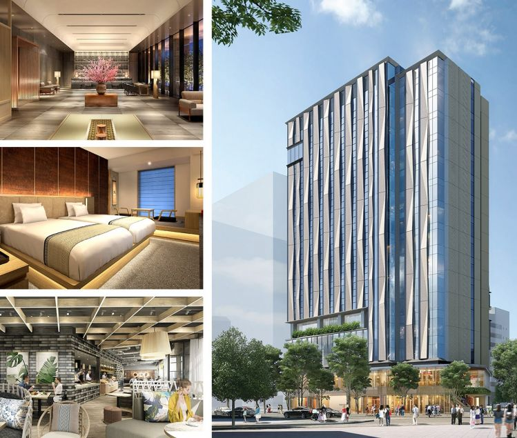 JR九州集团旗下高级酒店在福冈市博多区正式开业