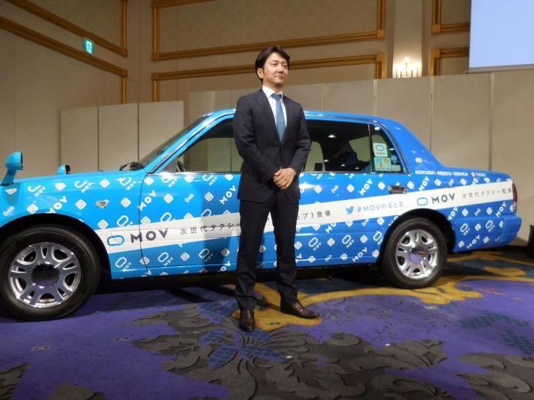 日本网约租车平台:盈利不是最终目的,数据才是
