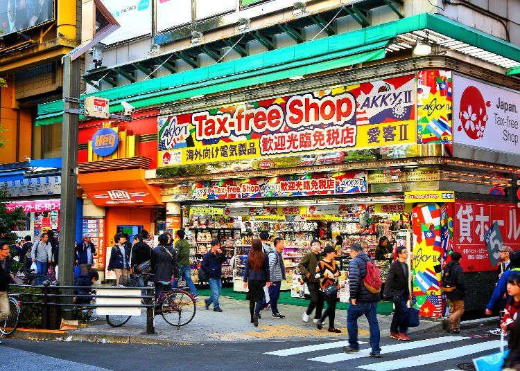 日本消费税涨到10%!赴日必看的消费税指南请查收~