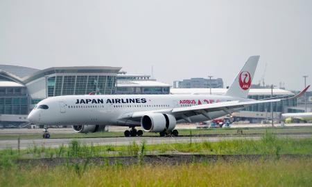 日航新型客机A350明年2月起加密至每日10班次