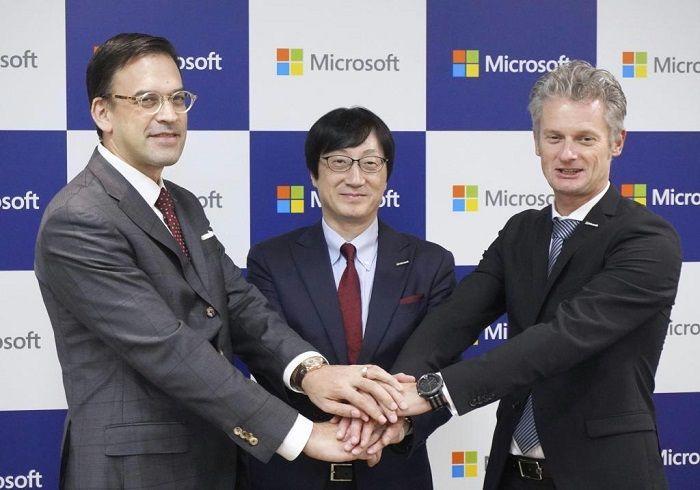 微软日本新任社长:将发展数字技术提升办公效率