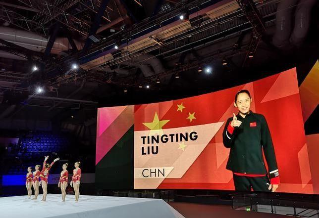 体操世锦赛及奥运会预选赛在德国斯图加特开战,中国队暂居团体赛首位