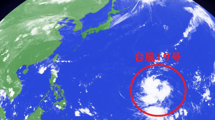 19号台风将于下周强势登陆日本